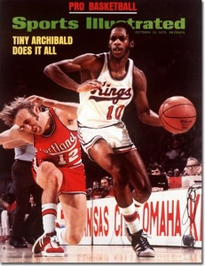 Nate Archbald Omaha Kings-Pro Basketball Preview October 15, 1973 X 17528 credit: Neil Leifer
