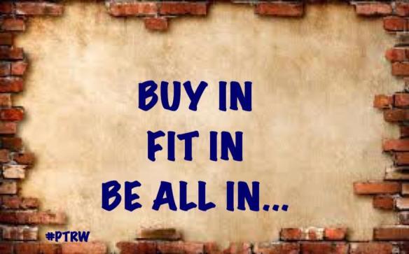 Buy in - Fit in