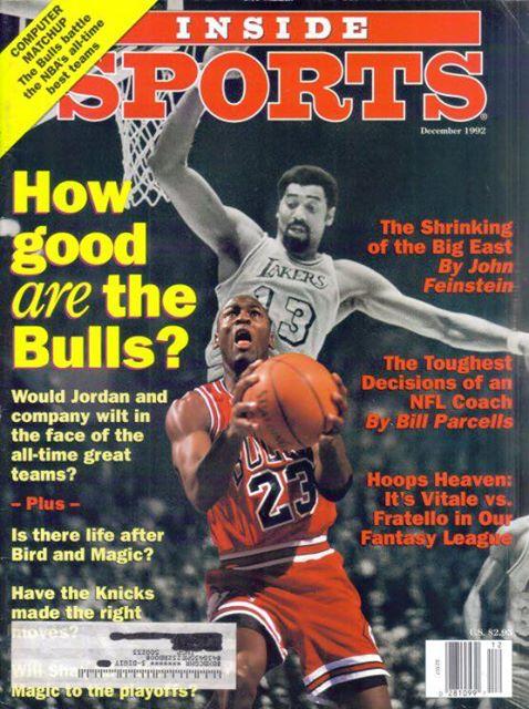 MJ vs Wilt