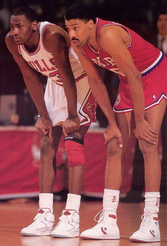 Doc and MJ