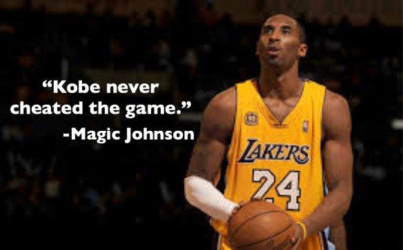 Magic on Kobe